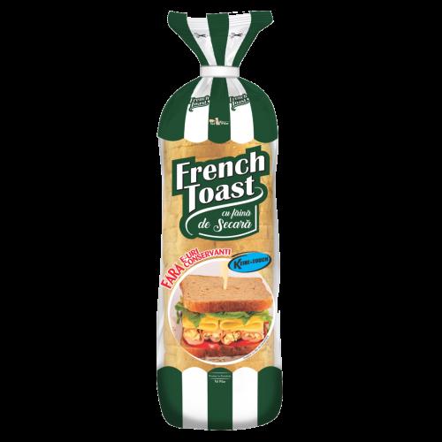 french toast secara